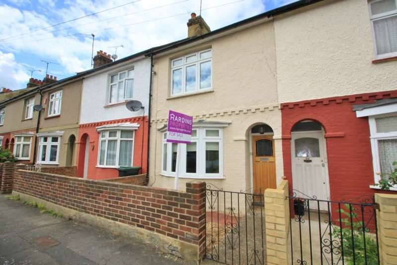 2 Bedrooms Terraced House for sale in Alexandra Road, Gravesend