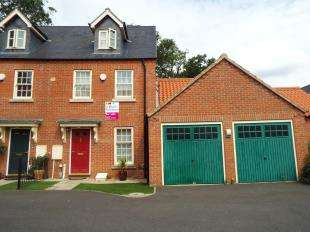 3 Bedrooms Semi Detached House for sale in King Henry Chase, Bretton, Peterborough, Cambridgeshire