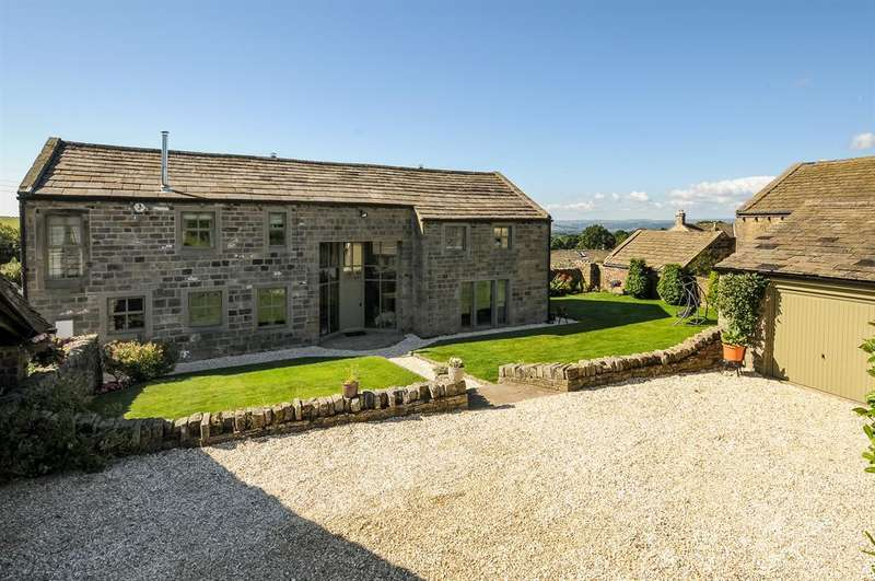 4 Bedrooms Detached House for sale in The Old Barn, Grange Farm, Carlton Lane, Guiseley, LS20 9NW
