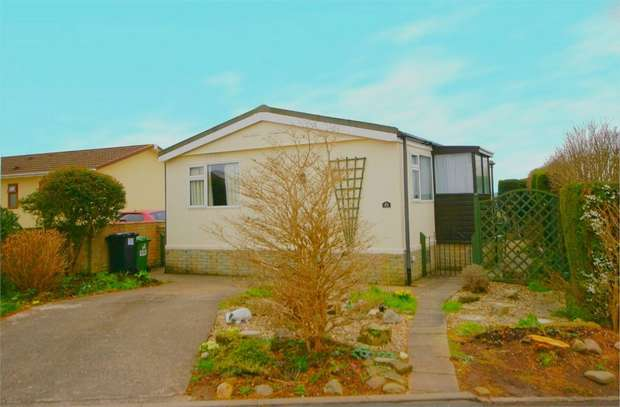 3 Bedrooms Park Home Mobile Home for sale in HEREFORD