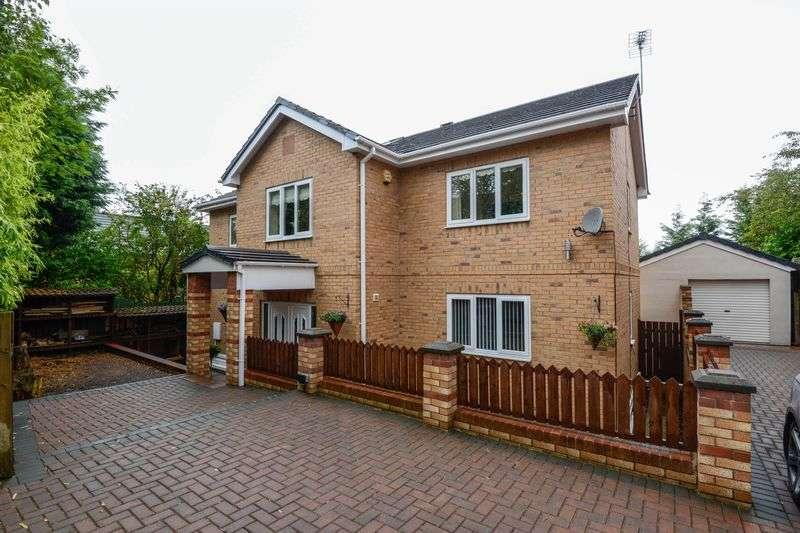 4 Bedrooms Detached House for sale in Ashurst Close, Skelmersdale