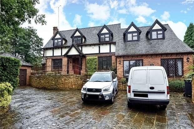 4 Bedrooms Detached House for sale in Ashmead Lane, Denham, UXBRIDGE, Greater London