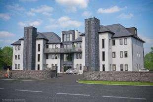 2 Bedrooms Flat for sale in Bodarwy, Felinheli, Gwynedd, LL56