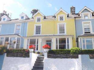 3 Bedrooms Terraced House for sale in Amanda Terrace, Borth-Y-Gest, Porthmadog, Gwynedd, LL49