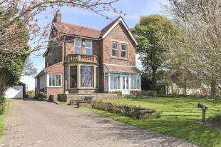 5 Bedrooms Detached House for sale in Newton Road, Billinge, Wigan, Merseyside, WN5
