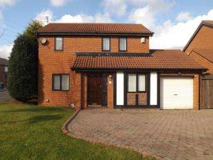 3 Bedrooms Detached House for sale in Romsey Drive, Boldon Colliery, Tyne and Wear, NE35