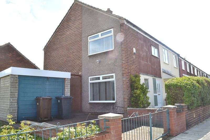 2 Bedrooms Terraced House for sale in Oatfield Lane, Litherland, Liverpool