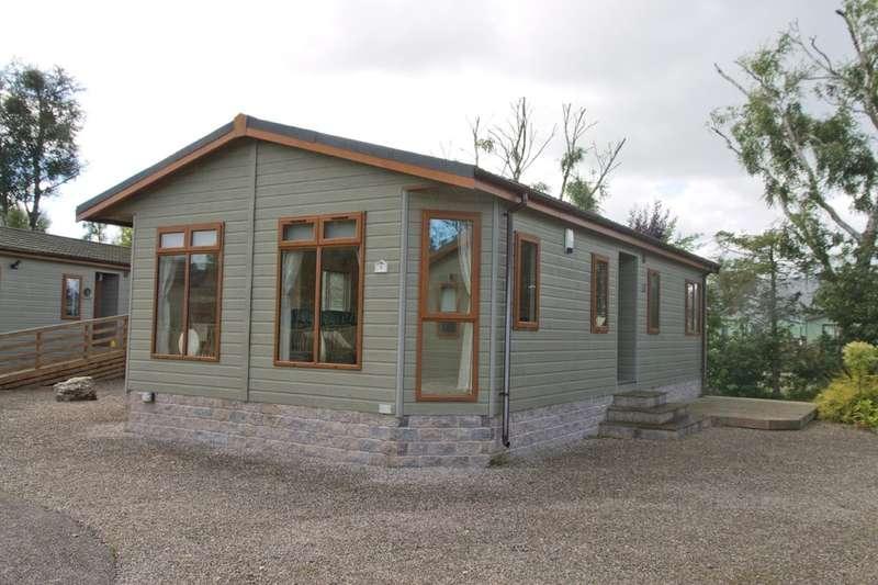 2 Bedrooms Mobile Home for sale in Brigsteer 5 Sampool Park, Levens, Near Kendal, Cumbria, LA8 8EQ