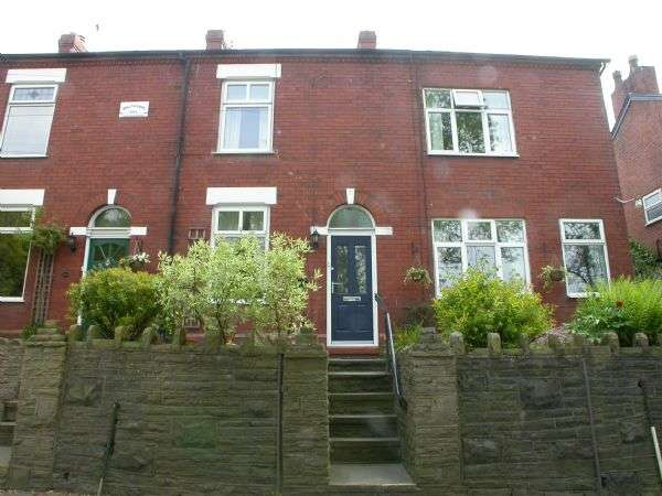 3 Bedrooms Terraced House for sale in POYNTON (PARK LANE)