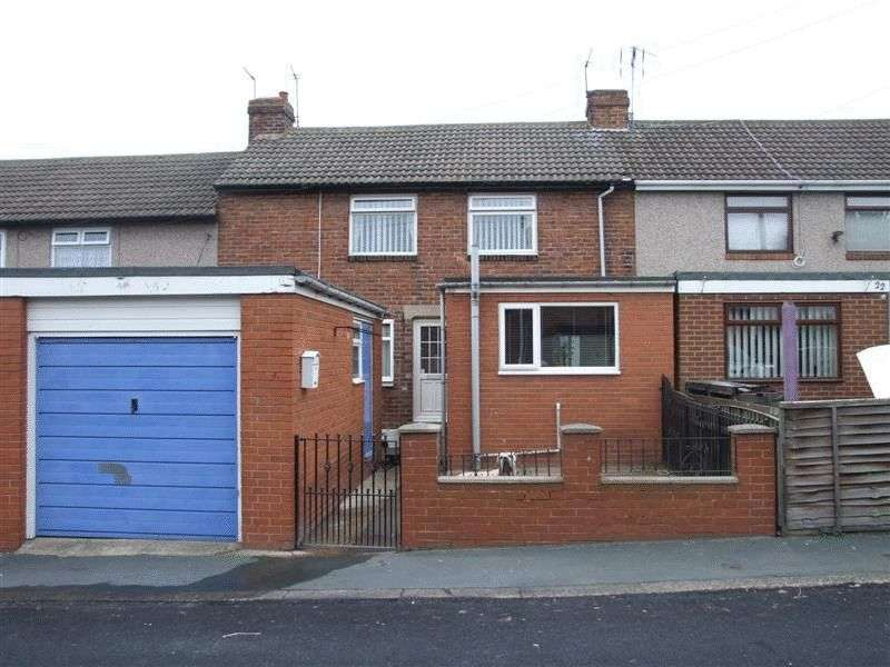 3 Bedrooms Terraced House for sale in Palmer Street, Durham
