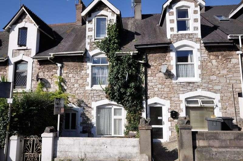 2 Bedrooms Flat for sale in Victoria Road, Torquay