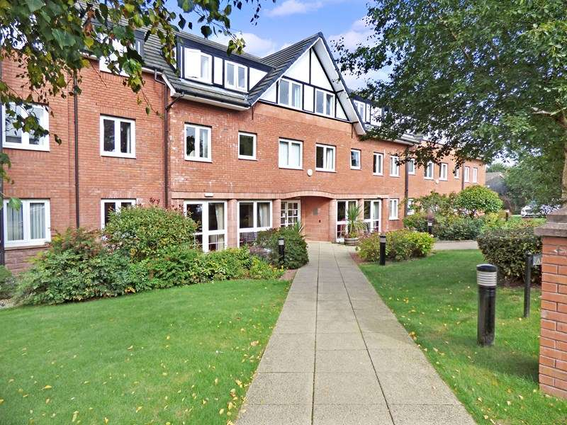 1 Bedroom Retirement Property for sale in Arkle Court, Chester, CH3 5PL