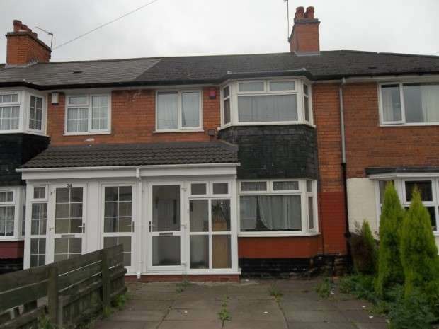 3 Bedrooms Terraced House for sale in Farcroft Grove, Handsworth, B21