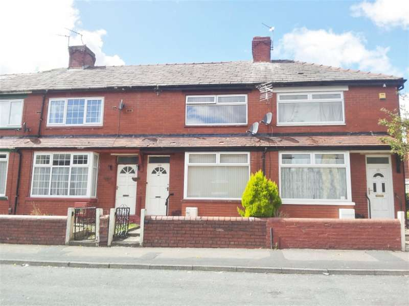 2 Bedrooms Terraced House for sale in Summergate Place, Off Parkinson Lane, Halifax, HX1 3QL