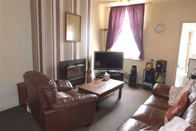 3 Bedrooms Terraced House for sale in Parker Street, Leek, Staffordshire, ST13 6LB