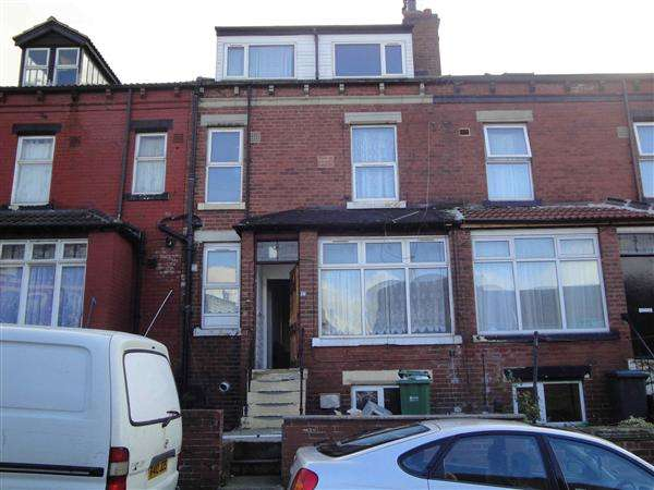 3 Bedrooms Terraced House for sale in Nice View, Leeds