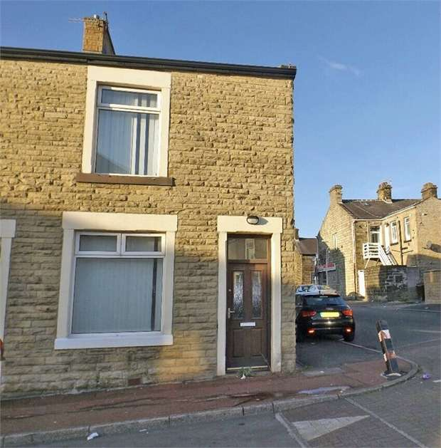 3 Bedrooms End Of Terrace House for sale in Roberts Street, Nelson, Lancashire