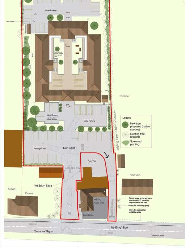 Land Commercial for sale in Situated with easy access to the A120, local and national shops and Colchester, Clacton & Harwich town centres is the opportunity to purchase this 1 a