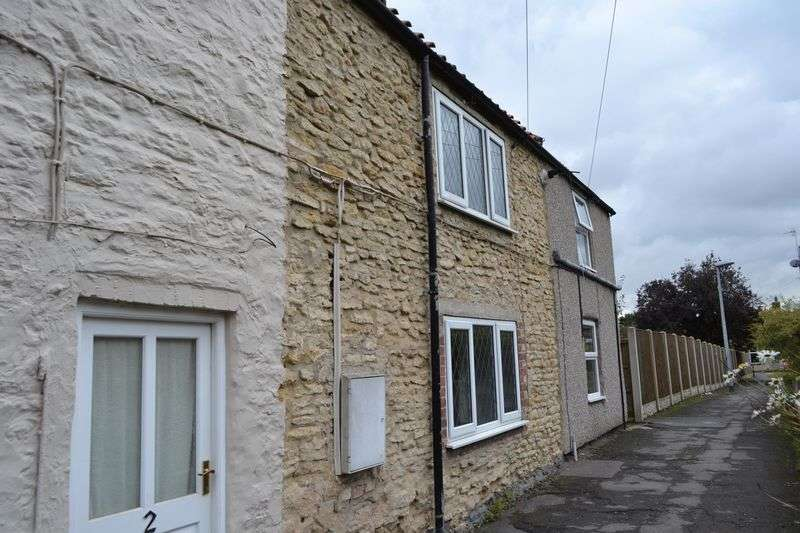 2 Bedrooms Terraced House for sale in Church Street, Hibaldstow
