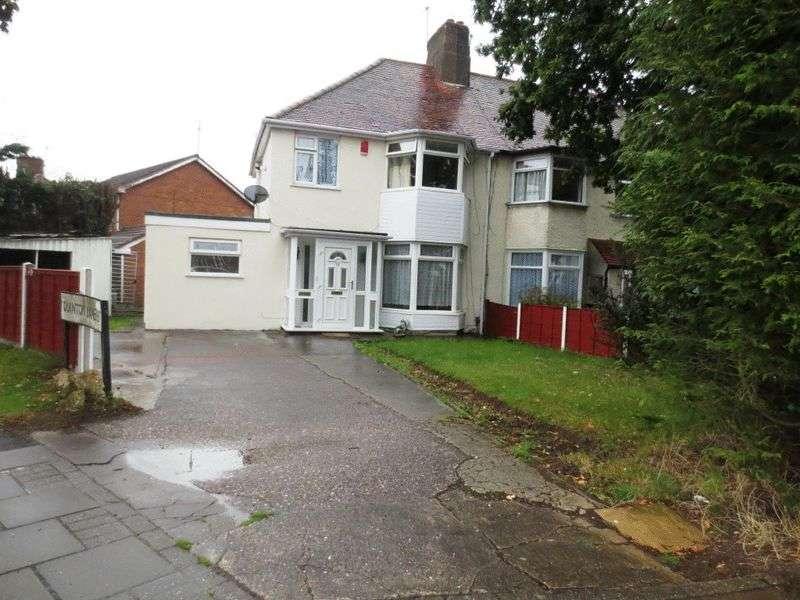 3 Bedrooms Semi Detached House for sale in Quinton Lane, Quinton