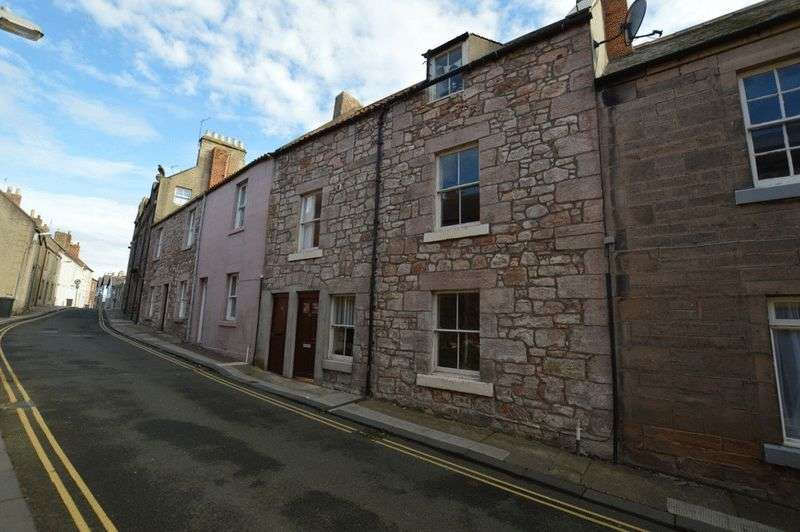 3 Bedrooms Property for sale in Tweed Street, Berwick-Upon-Tweed