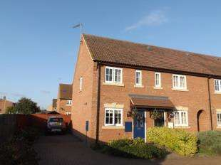 2 Bedrooms End Of Terrace House for sale in Kings Manor, Coningsby, Lincoln, Lincolnshire