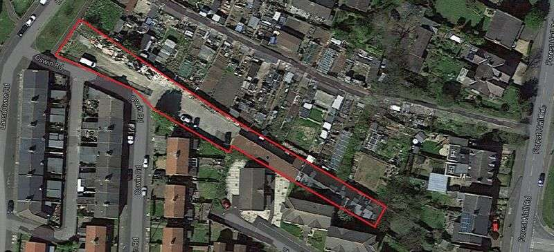 Property for sale in Residential Development Site, Oswin Road, Forest Hall