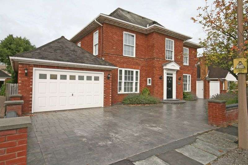 5 Bedrooms Detached House for sale in 11 Holmefield Close, Thornton-Cleveleys