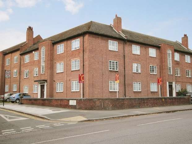 2 Bedrooms Flat for sale in Fells Haugh, Horn Lane, Acton
