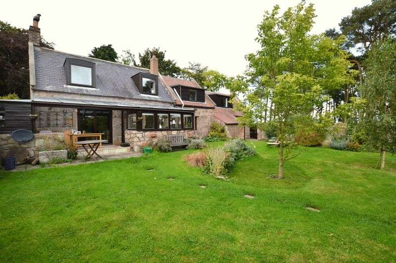 4 Bedrooms Detached House for sale in Garden Cottage, Middle Ord, Berwick-Upon-Tweed