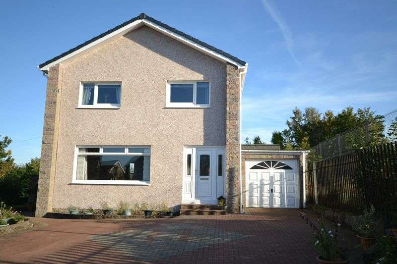 3 Bedrooms Detached House for sale in Argyll Gardens, Larkhall