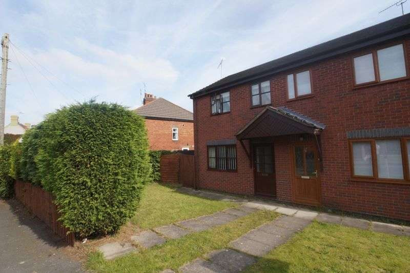 2 Bedrooms Semi Detached House for sale in Dale Court, New Broughton, Wrexham