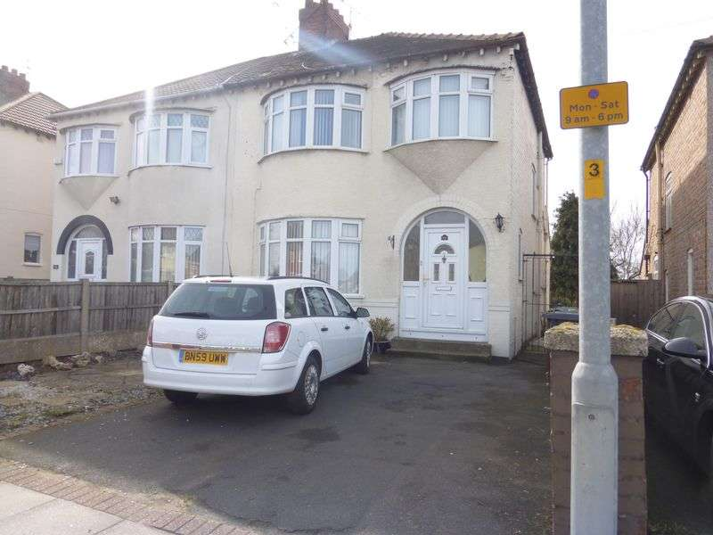 3 Bedrooms Semi Detached House for sale in Aintree Road, Bootle