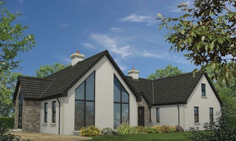 4 Bedrooms Detached Bungalow for sale in New Build Bungalow at Kilmacanty Road, Kilmore