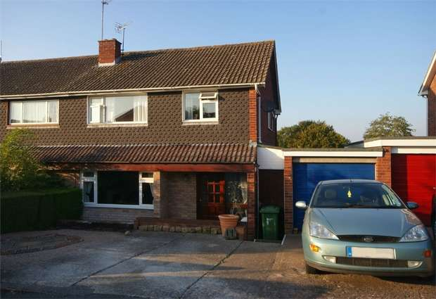 3 Bedrooms Semi Detached House for sale in HEREFORD