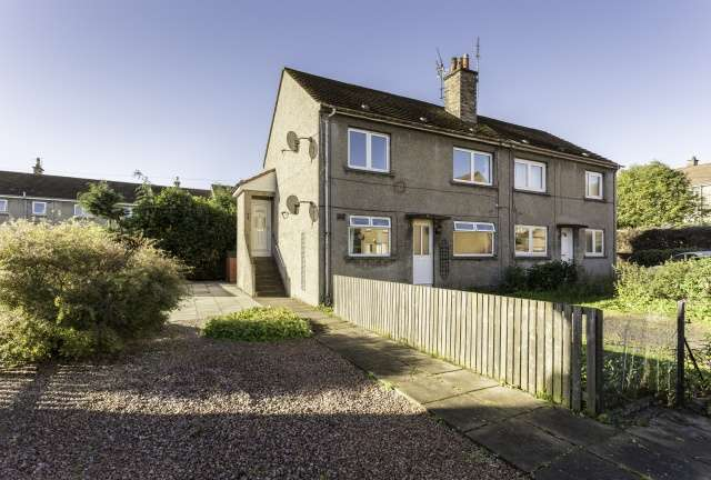 1 Bedroom Flat for sale in Kenmore Terrace, Letham, Perth, PH1 2HT