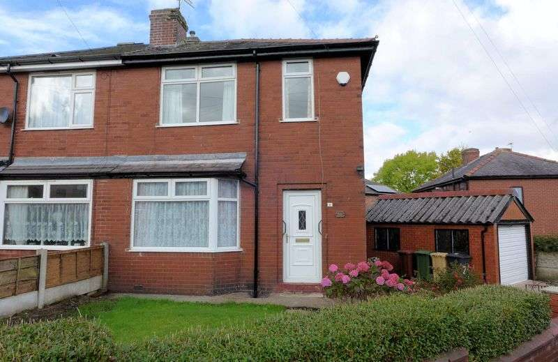 3 Bedrooms Semi Detached House for sale in Auberson Road, Bolton