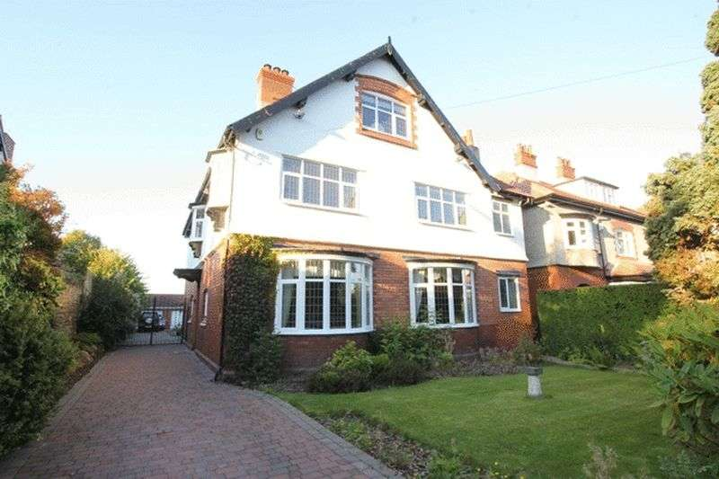 6 Bedrooms Detached House for sale in Ashburton Road, Oxton, Wirral