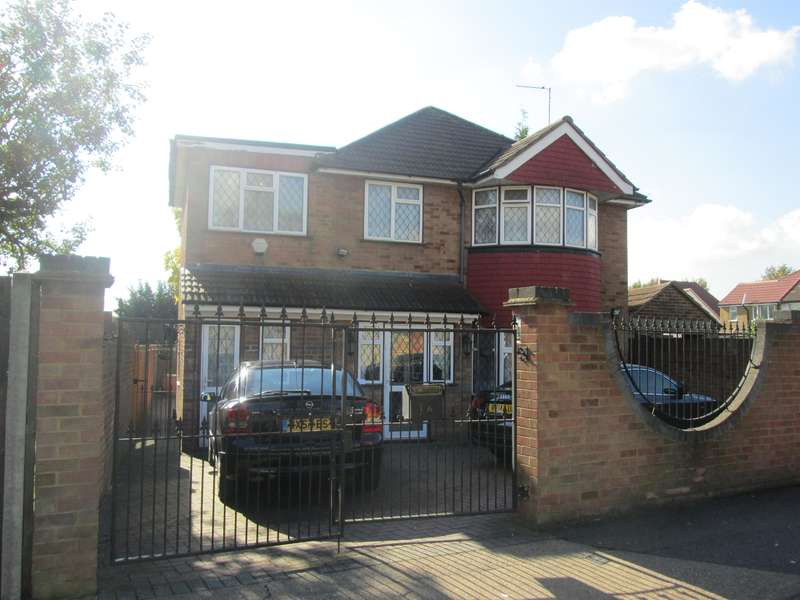 4 Bedrooms Detached House for sale in South Hayes, Middlesex