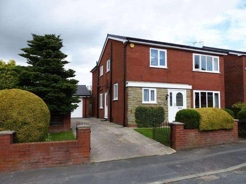 4 Bedrooms Detached House for sale in Springfield Lane, Thornham, Royton