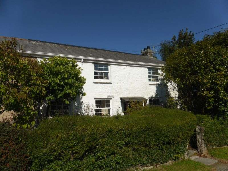 2 Bedrooms Semi Detached House for sale in Edgcumbe Road, Lostwithiel