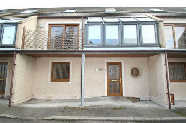 2 Bedrooms Terraced House for sale in 2 Cormacks Court, King Street, Lossiemouth