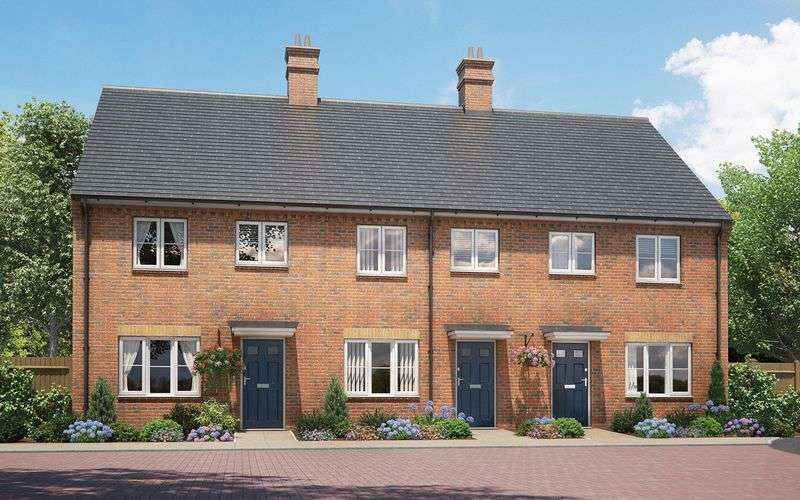3 Bedrooms Terraced House for sale in Stafford Place, Aylesbury