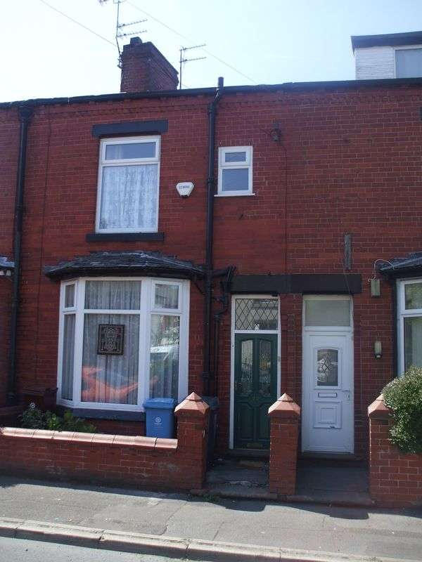 2 Bedrooms Terraced House for sale in NETHERHEY STREET, OLDHAM