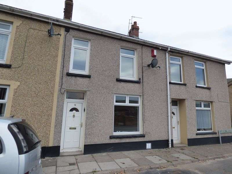 3 Bedrooms Terraced House for sale in Queens Crescent, Tredegar