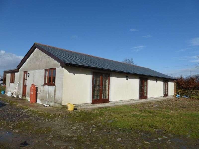 3 Bedrooms Detached Bungalow for sale in Altarnun, Launceston