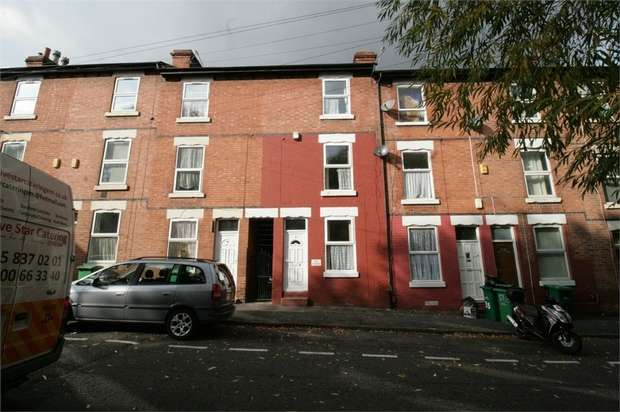 4 Bedrooms Terraced House for sale in Wallan Street, Nottingham