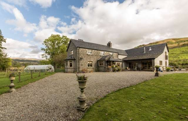 5 Bedrooms Country House Character Property for sale in Anaheilt, Strontian, Highland, PH36 4JA