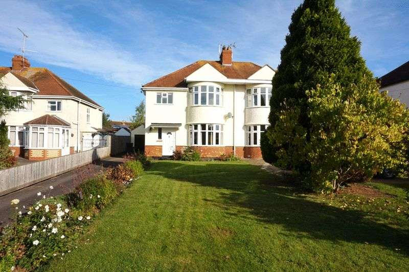 3 Bedrooms Semi Detached House for sale in Hamilton Road, Taunton