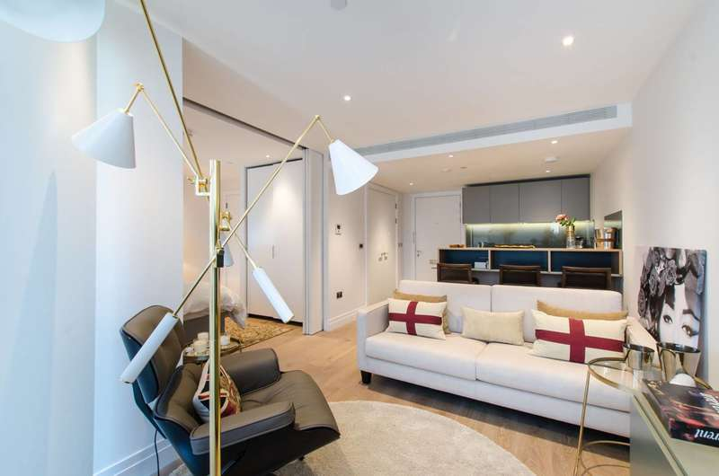 1 Bedroom Flat for sale in Nine Elms Lane, Nine Elms, SW11